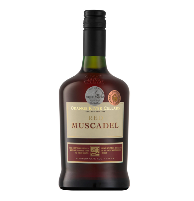 Red Muscadel 2020
